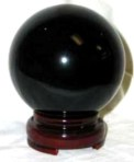 Black Crystal Ball