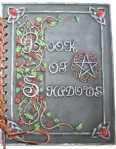 Grimoire Book of Shadows