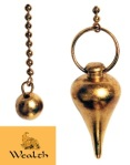 The Wealth Pendulum Set from The Little Shop of Charms