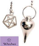 The Witch's Pendulum Set from The Little Shop of Charms
